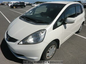 Used 2009 HONDA FIT BH433132 for Sale