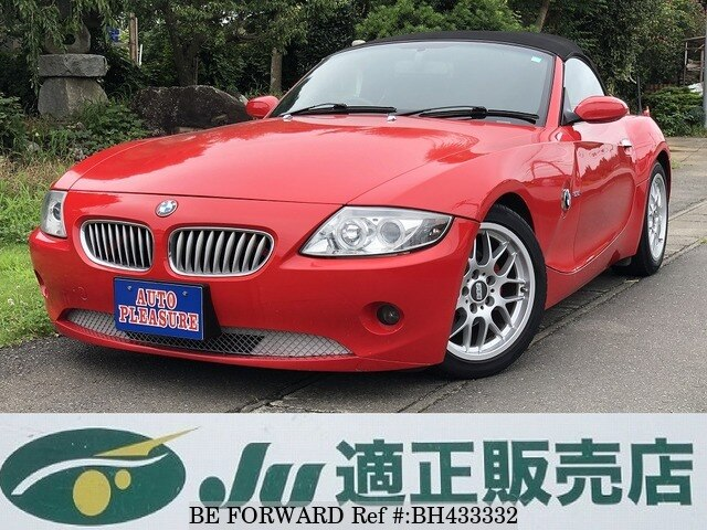 Used 2004 BMW Z4 BH433332 for Sale
