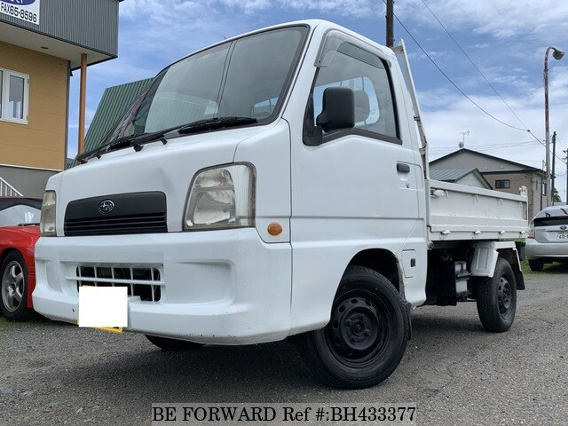 Used 2003 SUBARU SAMBAR TRUCK BH433377 for Sale