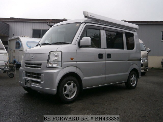 Used 2009 SUZUKI EVERY BH433383 for Sale