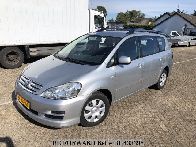 Used 2004 TOYOTA AVENSIS VERSO BH433398 for Sale