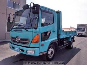 Used 2008 HINO RANGER BH433426 for Sale