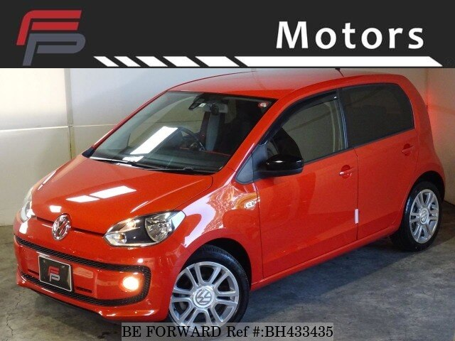 Used 2014 VOLKSWAGEN UP! BH433435 for Sale