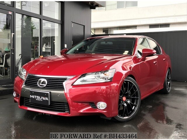 Used 2013 LEXUS GS BH433464 for Sale