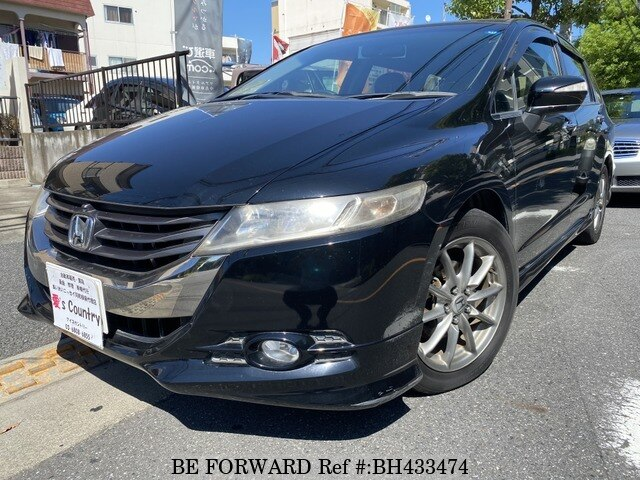 Used 2009 HONDA ODYSSEY BH433474 for Sale