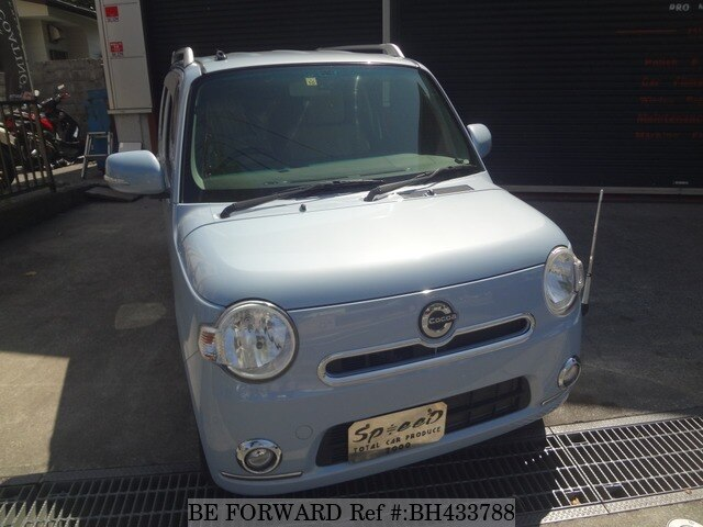Used 2012 DAIHATSU MIRA COCOA BH433788 for Sale