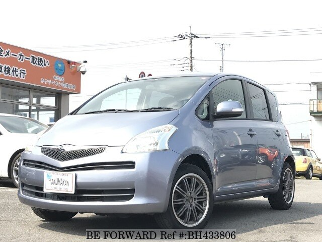 Used 2005 TOYOTA RACTIS BH433806 for Sale