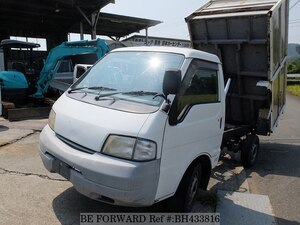 Used 2000 MAZDA BONGO TRUCK BH433816 for Sale