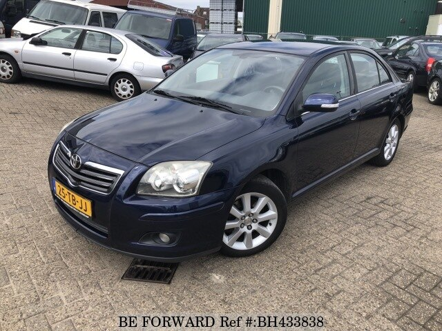 Used 2006 TOYOTA AVENSIS BH433838 for Sale