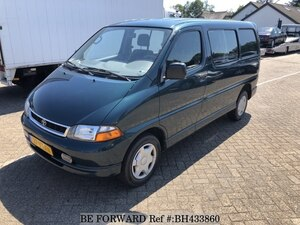 Used 2001 TOYOTA HIACE VAN BH433860 for Sale