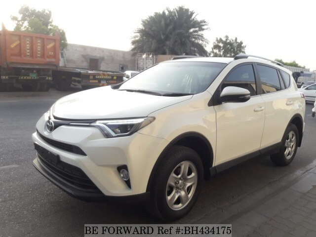 Used 2015 TOYOTA RAV4 BH434175 for Sale