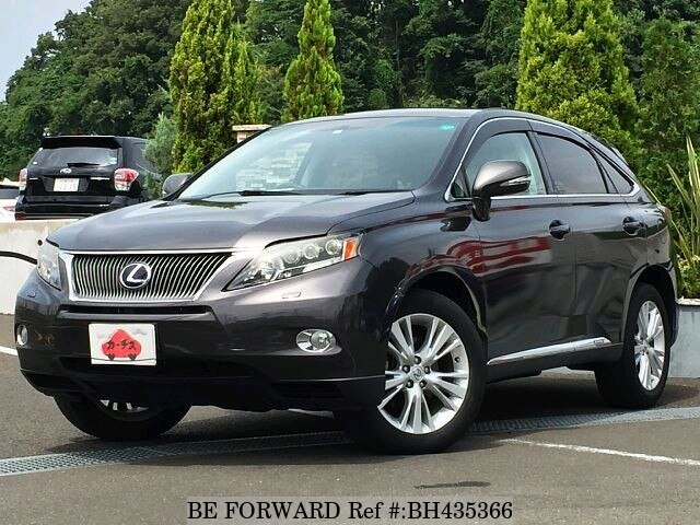Used 2010 LEXUS RX BH435366 for Sale
