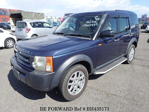 Used 2005 LAND ROVER DISCOVERY 3 BH435173 for Sale