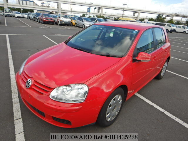 Used 2007 VOLKSWAGEN GOLF BH435228 for Sale
