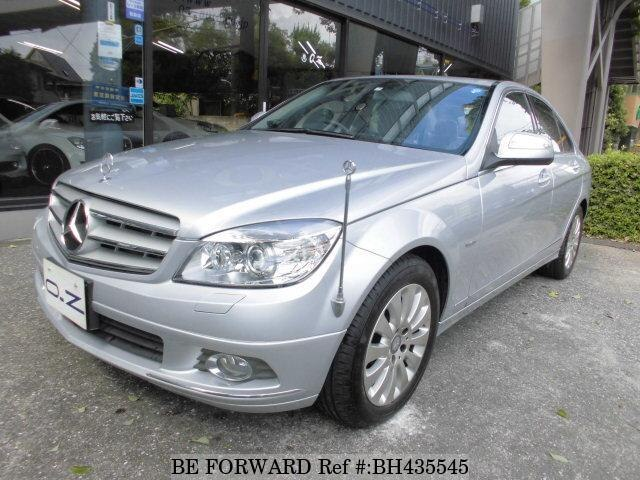 Used 2007 MERCEDES-BENZ C-CLASS BH435545 for Sale