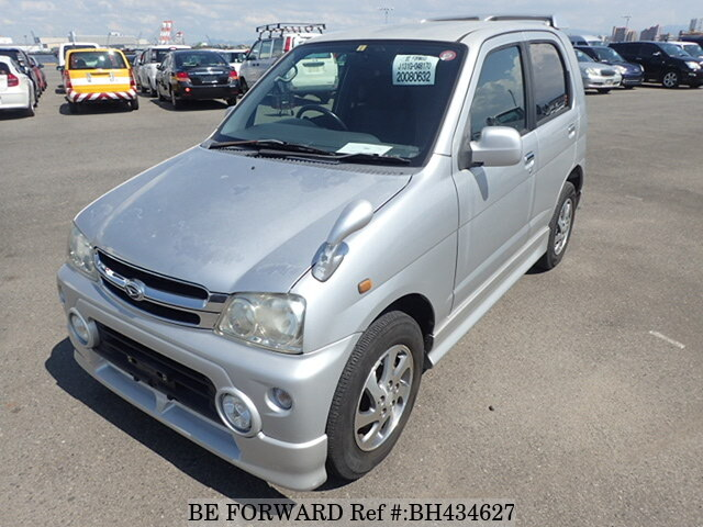 Used 2005 DAIHATSU TERIOS KID BH434627 for Sale