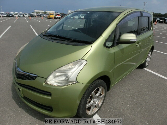 Used 2007 TOYOTA RACTIS BH434975 for Sale