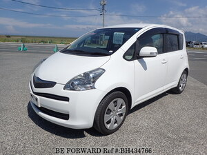 Used 2009 TOYOTA RACTIS BH434766 for Sale