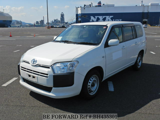 Used 2015 TOYOTA SUCCEED VAN BH435301 for Sale
