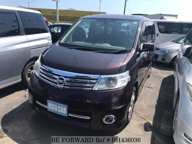 Used 2007 NISSAN SERENA BH436036 for Sale
