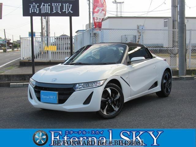 Used 2016 HONDA S660 BH436081 for Sale