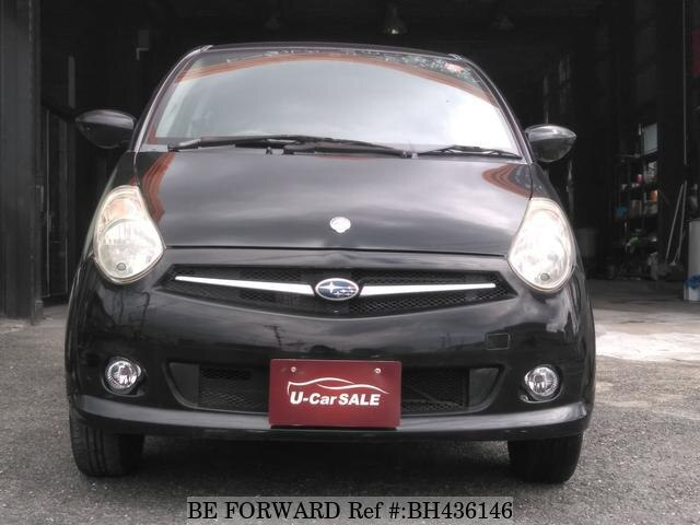 Used 2005 SUBARU R2 BH436146 for Sale