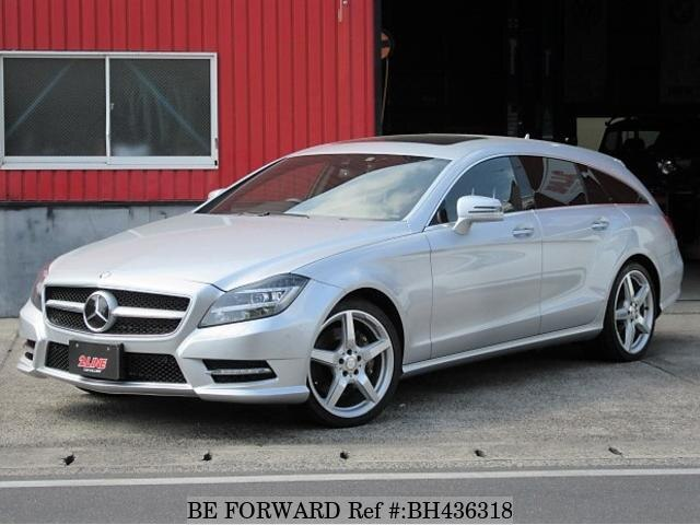 Used 2012 MERCEDES-BENZ CLS-CLASS BH436318 for Sale