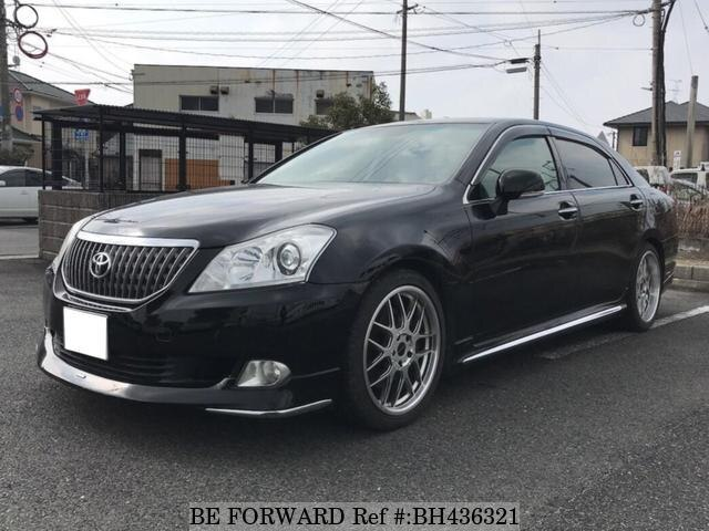 Used 2009 TOYOTA CROWN MAJESTA BH436321 for Sale