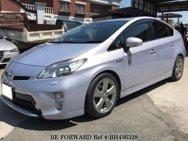 Used 2013 TOYOTA PRIUS BH436328 for Sale
