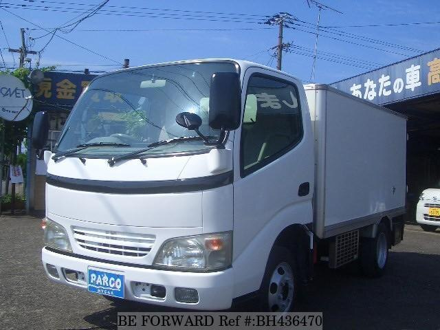 Used 2007 TOYOTA TOYOACE BH436470 for Sale