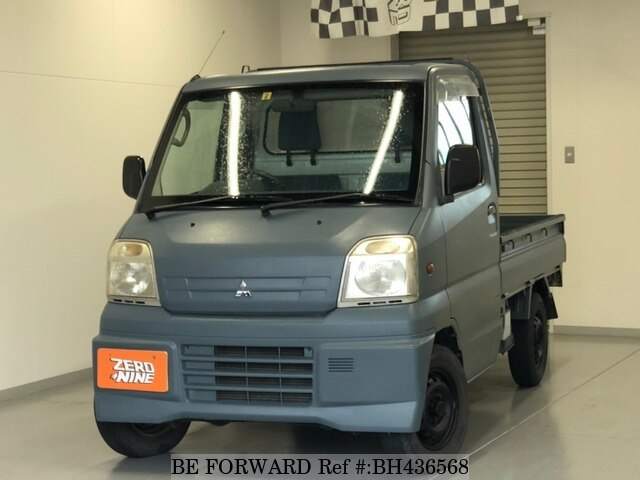 Used 2000 MITSUBISHI MINICAB TRUCK BH436568 for Sale