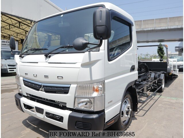 Used 2020 MITSUBISHI FUSO CANTER BH436685 for Sale