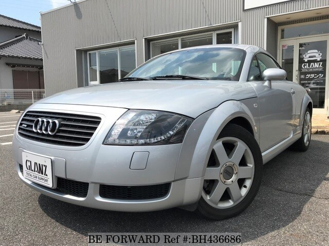 Used 2000 AUDI TT BH436686 for Sale