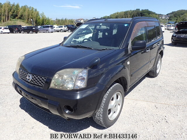 Used 2003 NISSAN X-TRAIL BH433146 for Sale