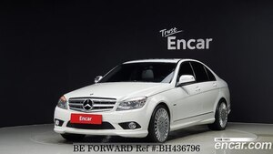Used 2009 MERCEDES-BENZ C-CLASS BH436796 for Sale
