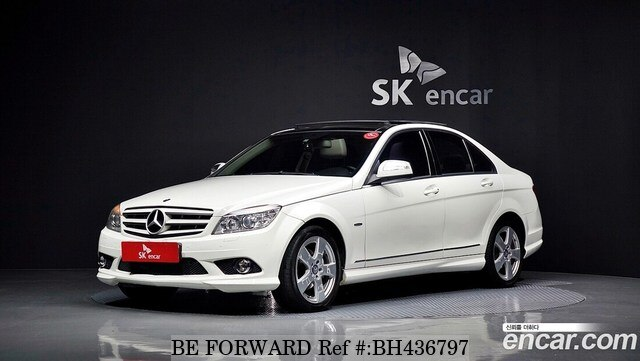 Used 2009 MERCEDES-BENZ C-CLASS BH436797 for Sale