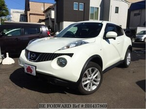 Used 2011 NISSAN JUKE BH437869 for Sale