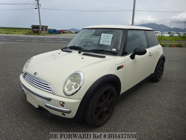 Used 2003 BMW MINI BH437559 for Sale