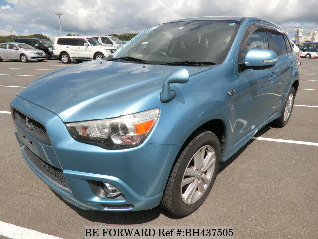 Used 2010 MITSUBISHI RVR BH437505 for Sale