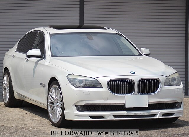 Used 2009 BMW 7 SERIES BH437945 for Sale
