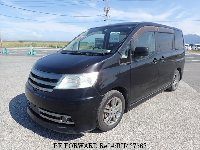 Used 2007 NISSAN SERENA BH437567 for Sale