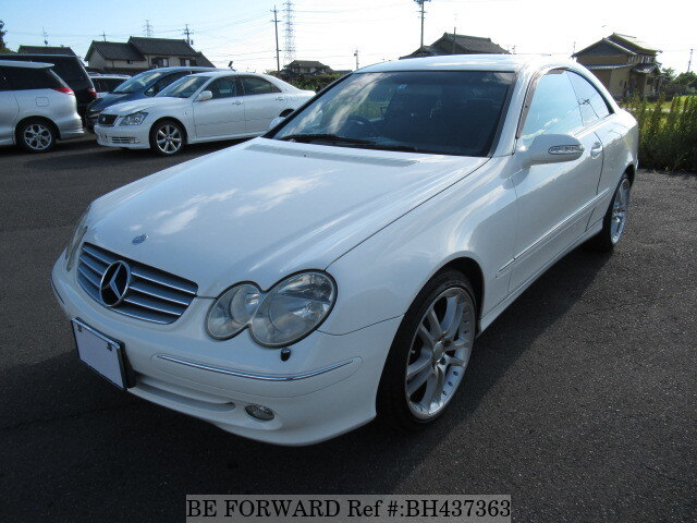 Used 2003 MERCEDES-BENZ CLK-CLASS BH437363 for Sale
