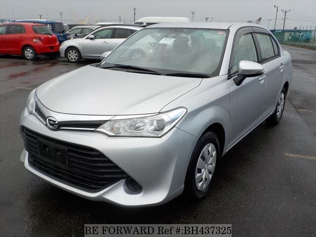 Used 2017 TOYOTA COROLLA AXIO BH437325 for Sale