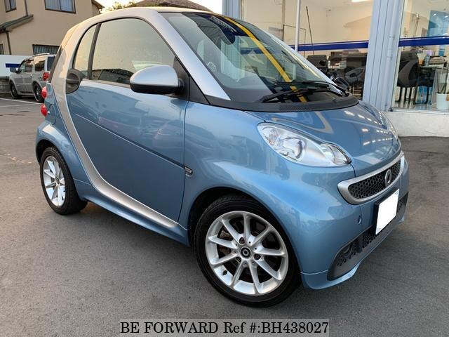 Used 2014 SMART FORTWO BH438027 for Sale