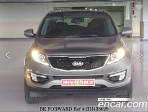Used 2015 KIA SPORTAGE BH438029 for Sale