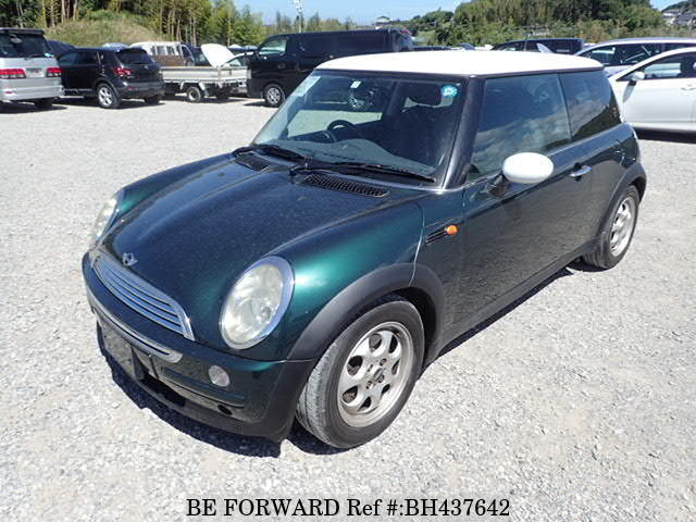 Used 2002 BMW MINI BH437642 for Sale