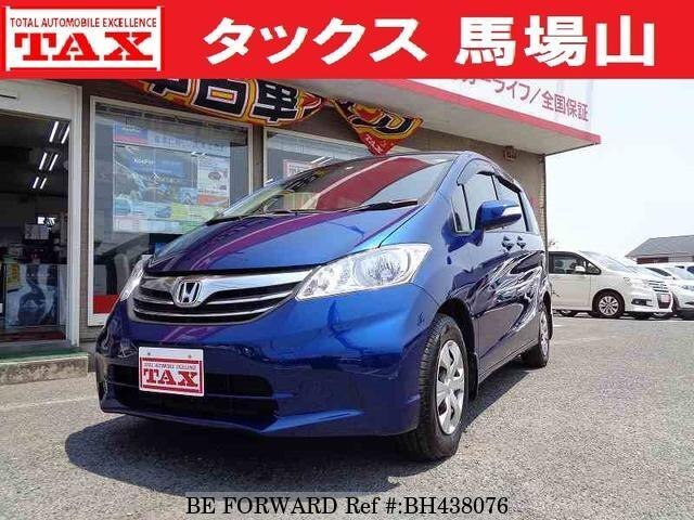 Used 2014 HONDA FREED BH438076 for Sale
