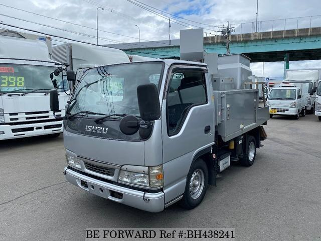 Used 2003 ISUZU ELF TRUCK BH438241 for Sale