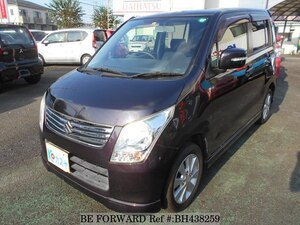 Used 2011 SUZUKI WAGON R BH438259 for Sale