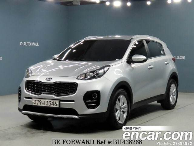 Used 2018 KIA SPORTAGE BH438268 for Sale
